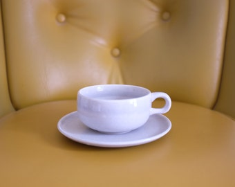 Russel Wright Cup and Saucer Set