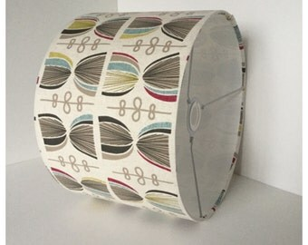 Retro Lampshade,  Lightshade, Table Lamp, Various Sizes