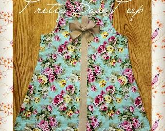 Pretty Bow Peep Dress