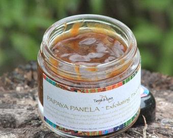 Papaya Panela (exfoliating face mask) 70gm