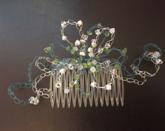 Lovely Bridal Comb