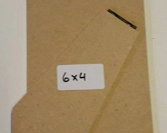 """6"""" x 4"""" 3mm Standback/Strutback for picture/photo frame."""