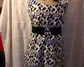 Loin-cloth dress