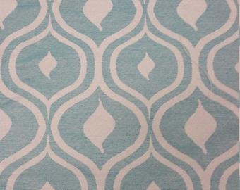 Modern Ogee Outdoor Upholstery - 100% UV Polyester