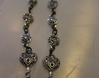ONE OF A KIND Earrings Key drops