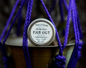 far out solid perfume