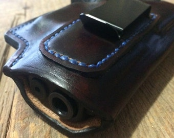 handmade IWB leather holster