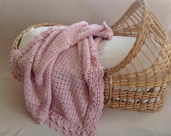 Crochet Baby Blanket / Afghan