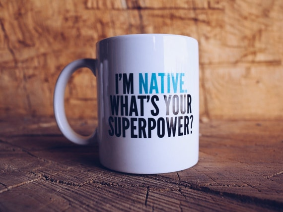 Superpower Coffee Mug