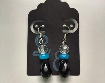 Gorgeous Aragonite earrings
