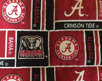 Alabama *Roll Tide Sweet 16 Baby Quilt*