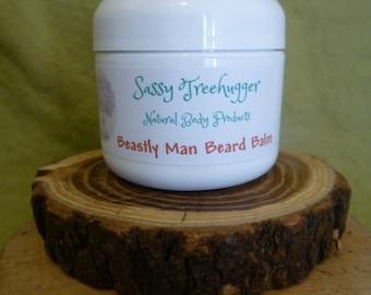 Beastly Man Beard Balm