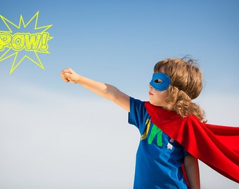 Comic Book & Superhero Overlays