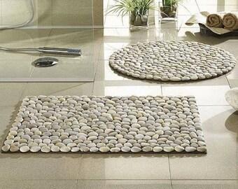 Pebble Bath Mat