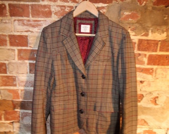 Country Chic Tweed Jacket