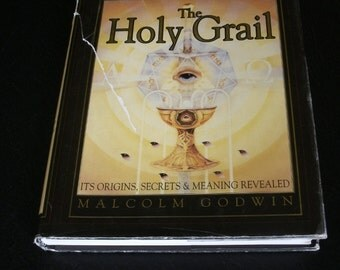 The Holy Grail, Its Origins, Secrets & Meaning Revealed, HC, Free Shipping