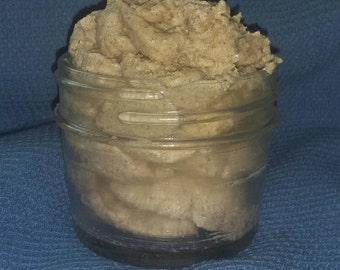 Whipped Oatmeal Cookie Sugar Scrub 4oz