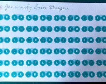 Colored Contact Case | Erin Condren Life Planner