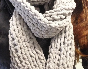 extra long blanket scarf