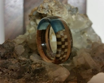 Size 11 multi layered ring.