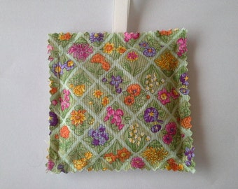 Lavender sachets bags set of two