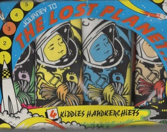 Space Hankies for kiddies.