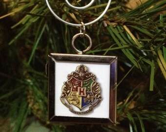 Harry Potter double sided Square Ornament