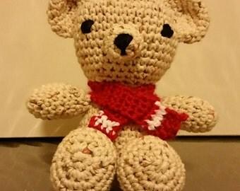 Bear Plushie (Amigurumi)