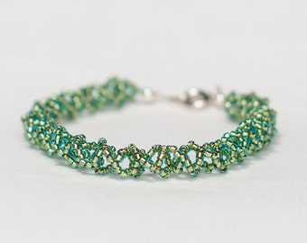 Beautiful Glaucous Sweet Bracelet