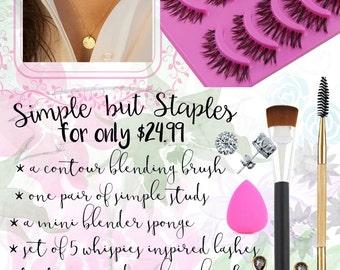 Simple Staples Kit