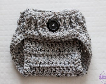 The Parker Crochet Diaper Cover Pattern pdf Instant Digital Download