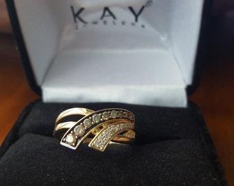 Certified Le Vian Chocolate Diamond Ring