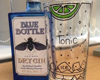 Gin and Tonic Glass Tumbler