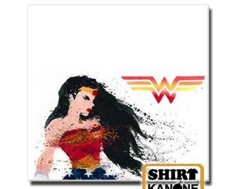 Wonderwoman canvas 60 x 60 cm
