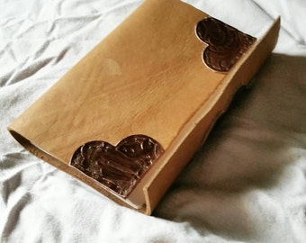 Large Rustic Journal/Sketchbook