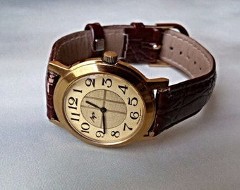 Vintage Ladies watch Luch, made in USSR, Women's soviet watch, Vintage watch, Russian watch,