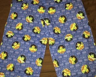 Teenage mutant ninja turtle pajama pants size 4/5