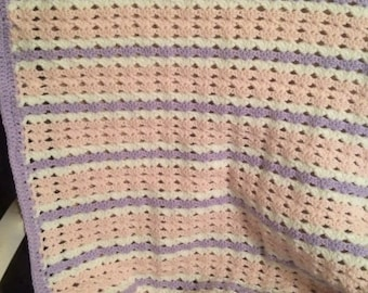 Baby blanket for girl