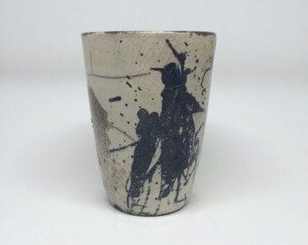 Raku, raku ceramics, raku pottery, raku vase, ceramic vase, flower vase, pottery vase, vase ceramic, vase pottery, raku round vase