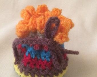 Crochet Treasure Bag
