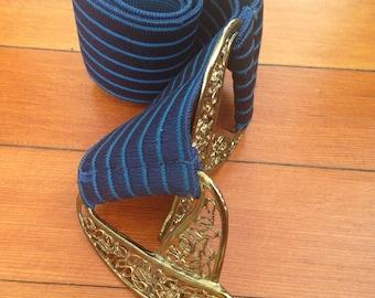 Vintage Blue Belt