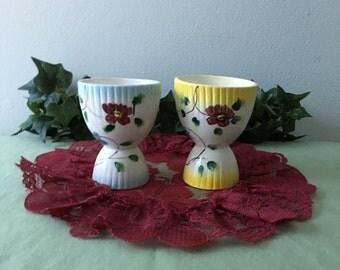Vintage Porcelain Egg Cups