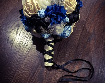 Corpse Bride Wedding Bouquet