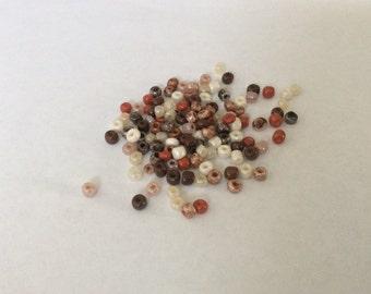 Glass E-beads Perles en Verre E