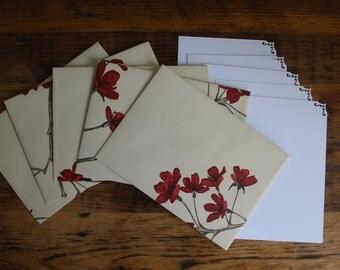 Patterned envelopes | Etsy