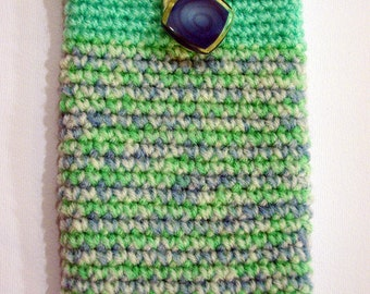 Cover Iphone crocheted - Copri Iphone all'uncinetto