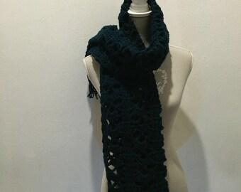 Scarf crochet crochet scarf