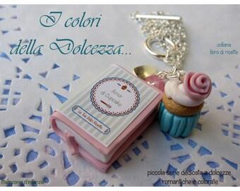 "♥ Miniature ""sweet recipes""-Malinconiadinfanzia-Handmade"