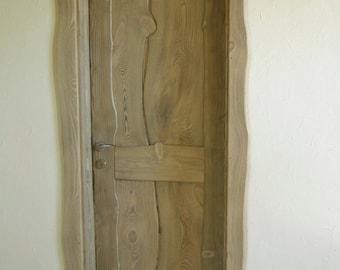 Inside the doors / inside doors / inside interior doors / inside room doors / natural wood doors/ ideas for doors