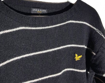 LYLE & SCOTT knitted sweater